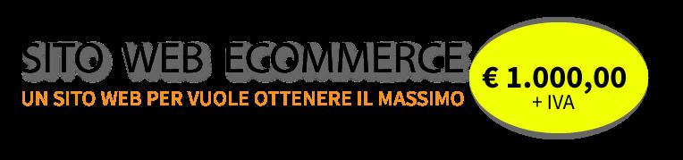 Realizzazione siti web ecommerce a Firenze