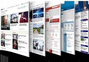 Scegliere un sito web adatto alle esigenze.