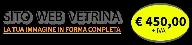 Realizzazione siti web vetrina a Firenze