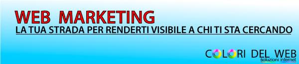 Siti web Firenze il Web marketing in toscana.