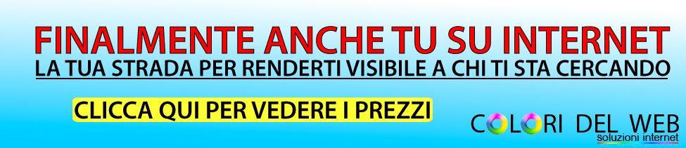 Come fare un sito web a Firenze