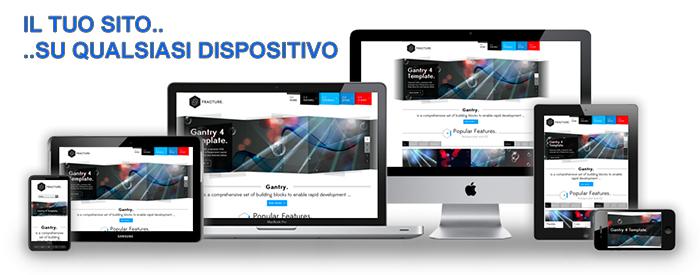 Esempio di creazione siti web Firenze.