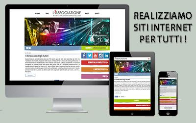 Sviluppo siti internet Firenze
